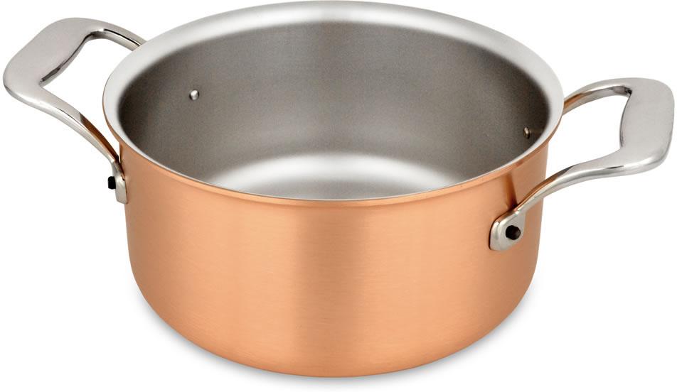 casserole 20cm casserole et pot au feu falk s 233 rie signature falk copper cookware