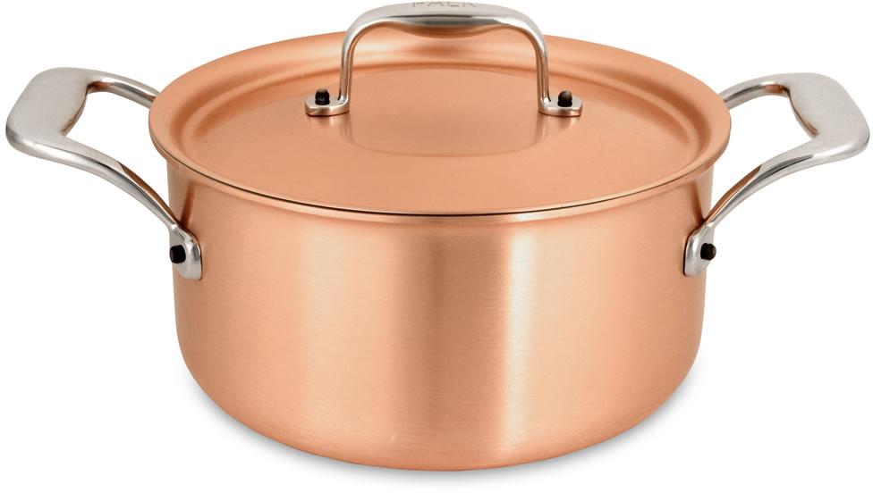 Casserole 20cm casserole et pot au feu falk s rie for Ikea casseroles et casseroles