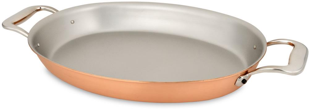 Oval Gratin Pan 30cm x 20cm
