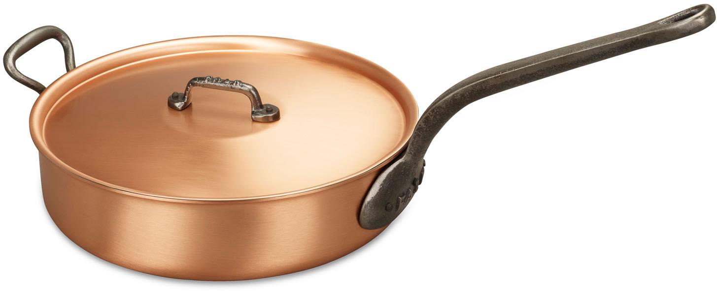 Sauté Pan with helping handle 28cm