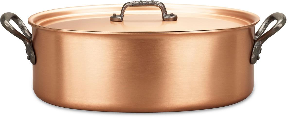 Casserole ovale 30cm x 20cm casserole et pot au feu for Ikea casseroles et casseroles