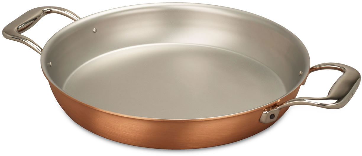 Gratin Pan Falk Signature Range Falk Copper Cookware